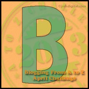 A-Z Challenge: Blogging