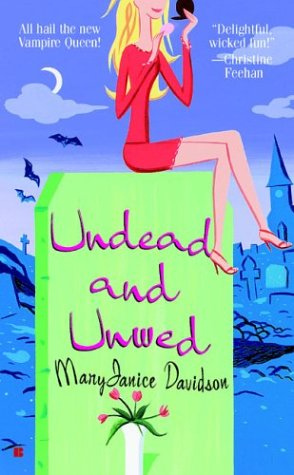 Book 1: Undead and Unwed