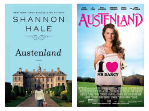 Austenland, from novel to film